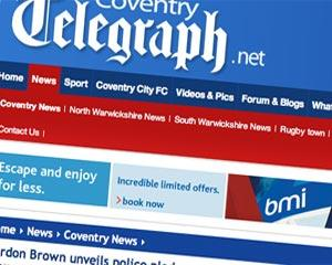 Coventry Telegraph.net