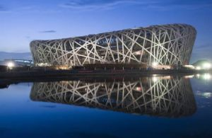 Beijing's 'Bird's Nest' stadium now left to house China's avian population