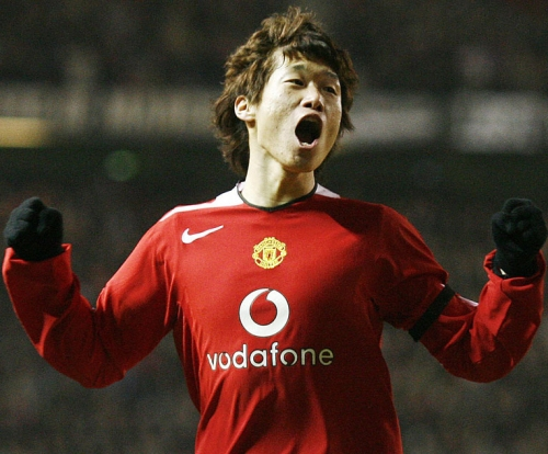 """Colonial link"": Manchester United's Ji Sung Park"