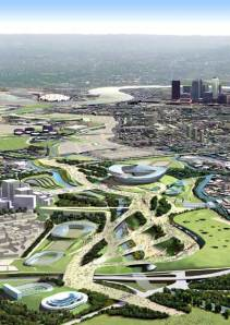 London 2012 Olympic Village estimated at £1.1 billion