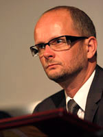 Professor Simon Chadwick (photo Coventry University)