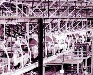 Peugeot Ryton Factory
