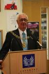 Jack Harrison Coventry Lord Mayor