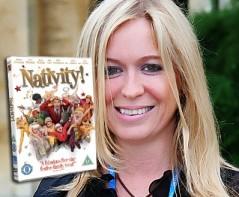 Debbie Isitt and Nativity!