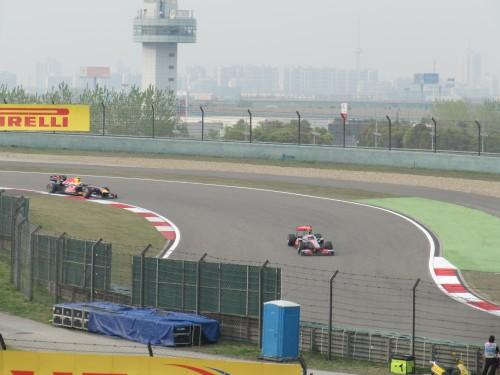 Chinese Gran Prix - By Tim Watson
